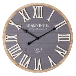 Zegar w Stylu Prowansalskim Postarzany A