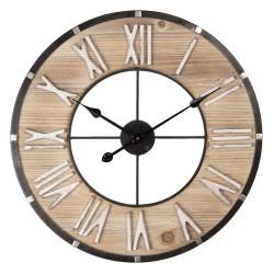 Zegar Ażurowy Metalowy C