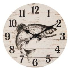 Zegar w Stylu Marynistycznym z Żaglowcem