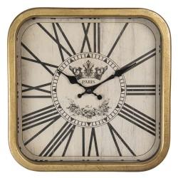 Zegar Vintage Kwadratowy A