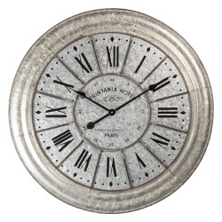Metalowy Zegar Ścienny Loft B