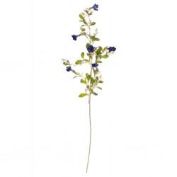Roślina Sztuczna Aluro Campanula Niebieska