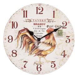 Zegar Retro z Krową
