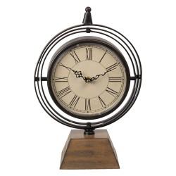 Zegar Stołowy Loft A Clayre & Eef