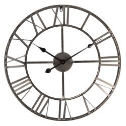 Zegar Ażurowy Metalowy G