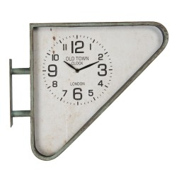 Zegar Dworcowy Biały