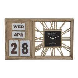 Zegar Ścienny Loft Travel