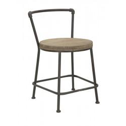Krzesło w Stylu Industrialnym Phoenix