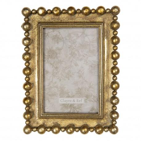 Złota Ramka Na Zdjęcia Barokowa A