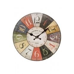 Zegar w Stylu Francuskim Wino
