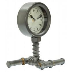 Zegar Stołowy w Stylu Industrialnym
