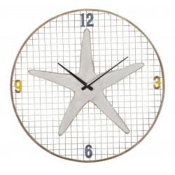 Zegar Marynistyczny z Rozgwiazdą
