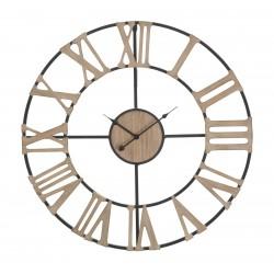 Duży Zegar Ażurowy B