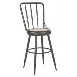 Krzesło Barowe Industrialne Berlin