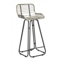 Krzesło Barowe Industrialne Dublin