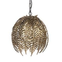 Złota Lampa Liście E