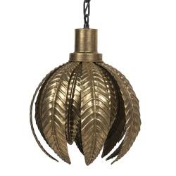 Złota Lampa Liście F