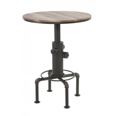 Stół Barowy Industrialny Avenue