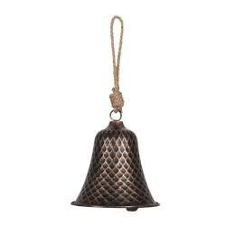 Dzwonek Ozdobny Metalowy B
