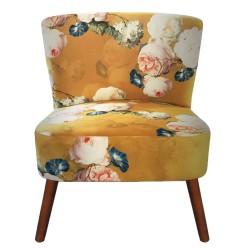 Fotel w Kwiaty B