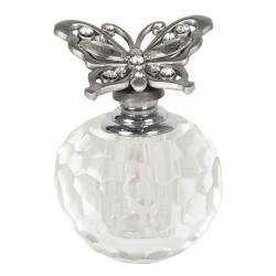 Flakonik Na Perfumy z Motylkiem
