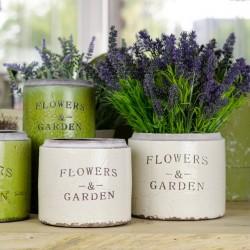 Osłonki na Donice Flowers Garden B