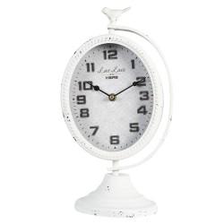 Zegarek w Stylu Prowansalskim z Mapą