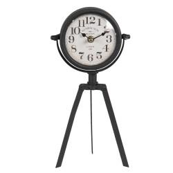 Zegarek w Stylu Prowansalskim z Ptaszkiem