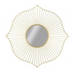 Złote Lustro Glam Alpha