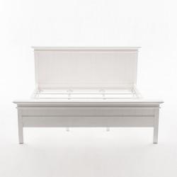 Łóżko w Stylu Prowansalskim Lumi A