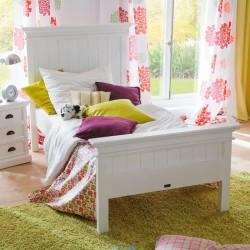 Łóżko w Stylu Prowansalskim Lumi D