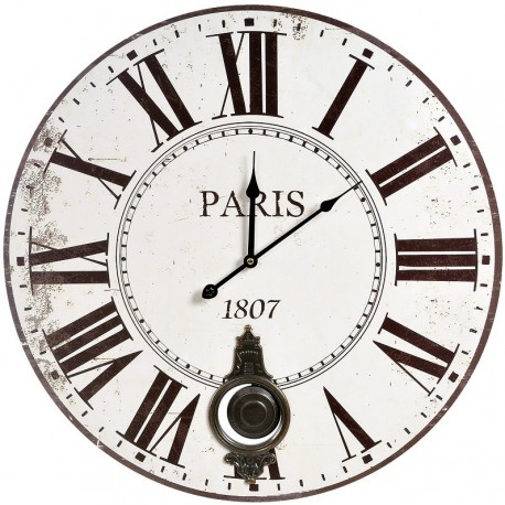Zegar Belldeco Wahadło Paris