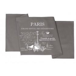 Bieżniki Na Stół PARIS Szare