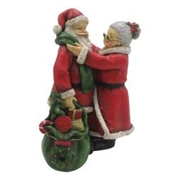 Figurka Świąteczna Mikołaj i Mikołajowa Clayre & Eef