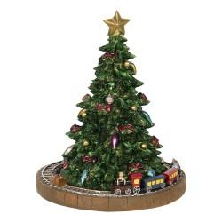 Pozytywka Świąteczna Choinka C Clayre & Eef