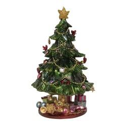 Pozytywka Świąteczna Choinka D Clayre & Eef