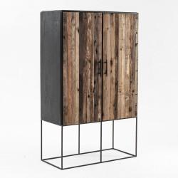 Stolik Pod Telewizor Loft Rustic A