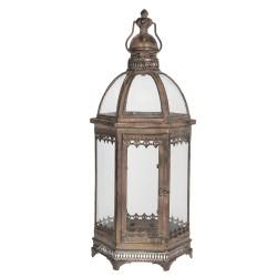 Duży Lampion Ze Szklanym Wkładem B