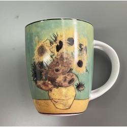 Kubek Słoneczniki Van Gogh