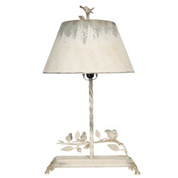 Lampa Stołowa w Stylu Prowansalskim