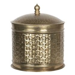 Metalowy Pojemnik Okrągły A Clayre & Eef