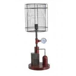 Lampa Stołowa Industrialna Manhattan B