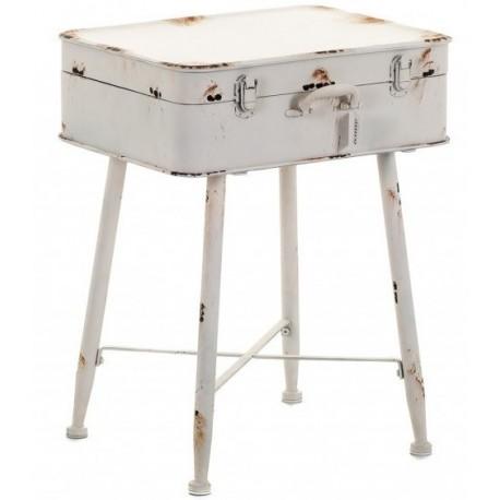 Stolik w kształcie walizki aluro