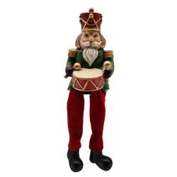 Figurka Świąteczna Dziadek Do Orzechów B