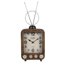 Zegar Stojący w Stylu Retro A Clayre & Eef