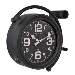 Zegar Dworcowy Dwustronny Retro A