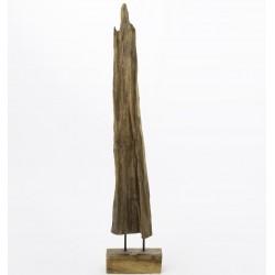 Drewniana Dekoracja Stojąca