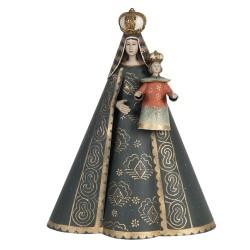 Figura Matki Boskiej z Dzieciątkiem