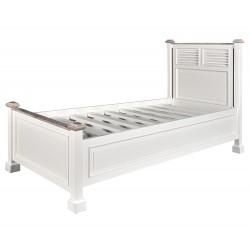 Łóżko Belldeco Bristol White 2