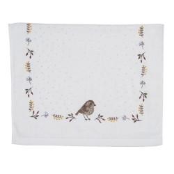 Ręcznik Do Rąk z Ptaszkiem